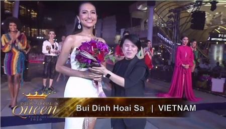 Việt Nam xuất sắc đứng thứ 2 phần thi Talent tại 'Miss International Queen' 2