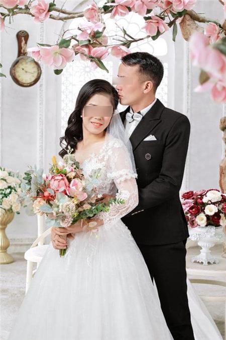 Ảnh cưới của cả hai được đăng tải trên trang cá nhân cách đó không lâu.