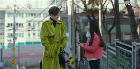 Couple mới cùng có tuổi, cùng độc thân của 'Itaewon Class' cần được 'đẩy thuyền' gấp: Cựu cảnh sát và Giám đốc Jangga Kang Min Jung 0