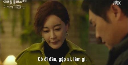 Oh Byung Hun bắt được tay sai của chủ tịch Jang đang theo dõi Kang Min Jung