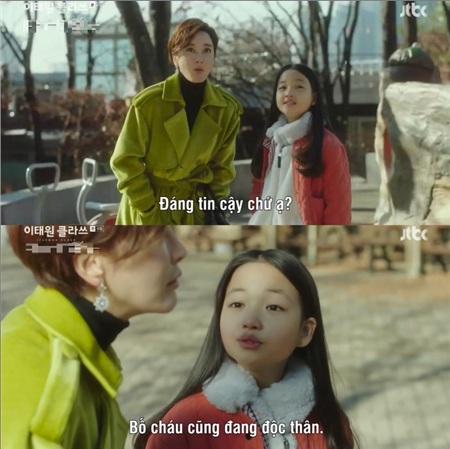 Oh Hae Won 'gán ghép' bố mình và Kang Min Jung