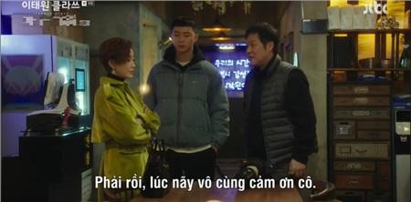 Nhân duyên của cả hai còn qua quán Danbam và Park Sae Ro Yi
