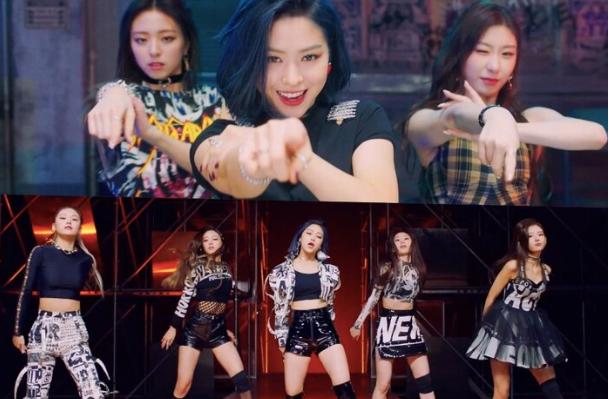 Màn comeback của 'tân binh khủng long' ITZY nhà JYP bị chê tơi tả vì nhàm chán, vũ đạo cóp nhặt 1