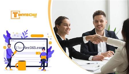 Tìm việc làm trong thời kỹ thuật số - Điều tốt đẹp từ timviec365.com! 0
