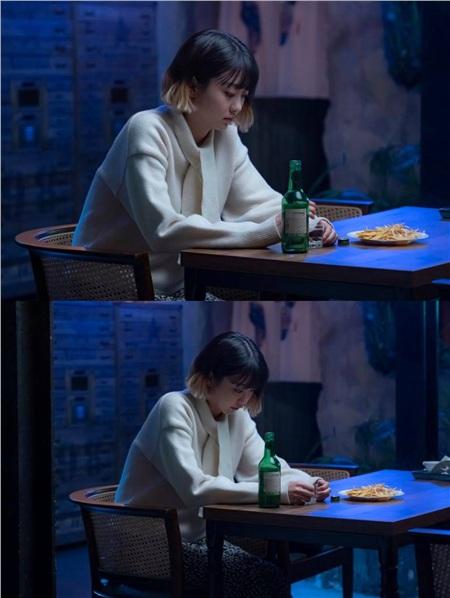 Jo Yi Seo sau khi bị Sae Ro Yi từ chối tình cảm lần đầu tiên, cô nàng 20 tuổi trải qua cú sốc thất tình đầu đời