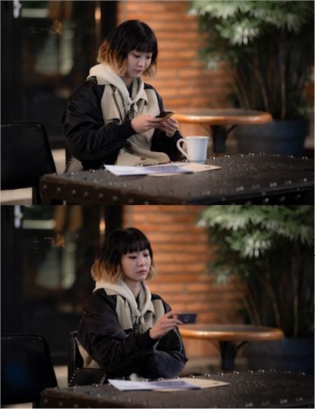 Ảnh hậu trường của Kim Da Mi 'Itaewon Class': Trong phim siêu 'ngầu', ngoài đời lại siêu đáng yêu 13