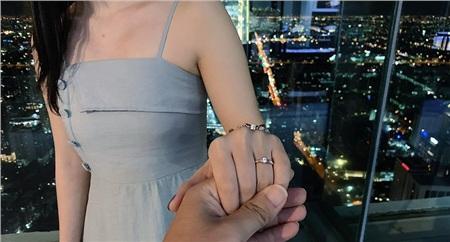 Ngọc Lâm đã cầu hôn Linh sau 7 năm bên nhau