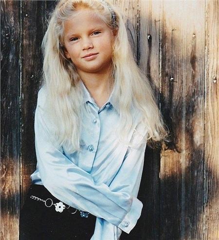 Ngày còn bé, Taylor Swift đã kiên định về sự nghiệp âm nhạc tương lai.