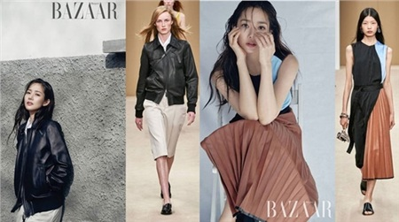 Mỹ nhân xứ Hàn có thể 'cân' được tất tần tật concept chụp ảnh từ nàng thơ nhẹ nhàng cho đến sexy gợi cảm.