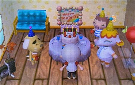 Tôi đã khóc vì hạnh phúc khi những người bạn trong game tổ chức tiệc sinh nhật cho mình.