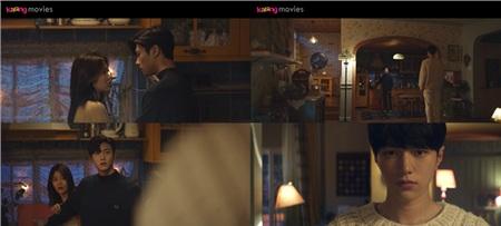 Hong Jo ngăn cản 'chuyện tốt' của cô chủ.