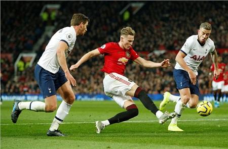 Man United và Tottenham đang cạnh tranh suất dự cúp châu Âu mùa tới