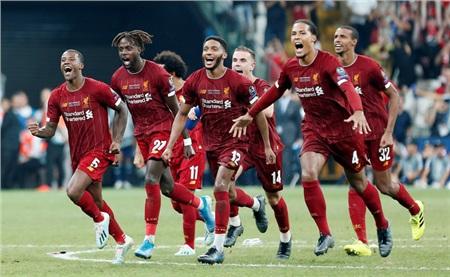 Liverpool vẫn hồi hộp chờ nhận chức vô địch Premier League đầu tiên