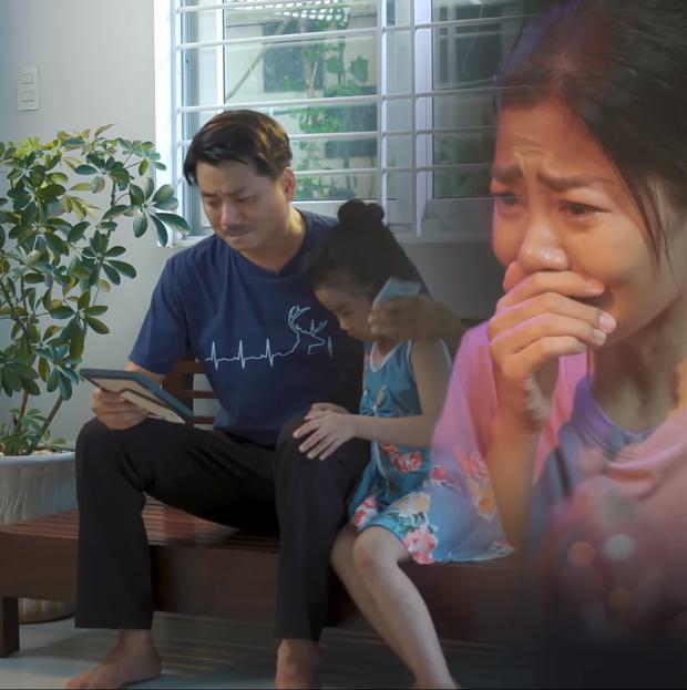 Người vợ, người mẹ bất hạnh thanh thản ra đi khi được thấy lại nhữnghình ảnh đầy yêu thương