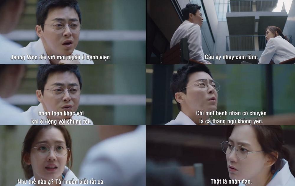 Từ 'Itaewon Class' đến 'Hospital Playlist': 2 cô gái này minh chứng câu nói 'bao năm cục súc với thiên hạ, nhưng chỉ vì anh mà dịu dàng' 14