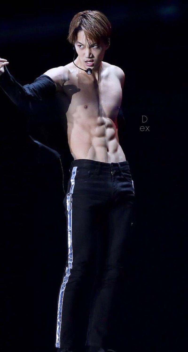 Kai được mệnh danh là cỗ máy nhảy của EXO.