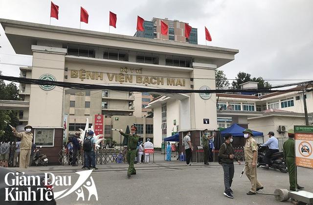 Chủ tịch Hà Nội kiến nghị Thủ tướng cho công sở nghỉ việc 1
