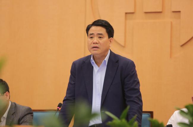 Chủ tịch Hà Nội kiến nghị Thủ tướng cho công sở nghỉ việc 0