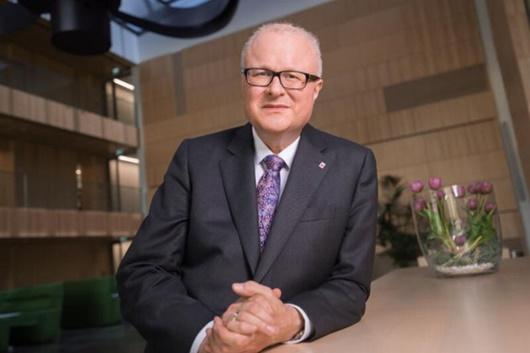 Bộ trưởng Tài chính bang Hesse của Đức, ôngThomas Schaefer. Ảnh chụp màn hình DW