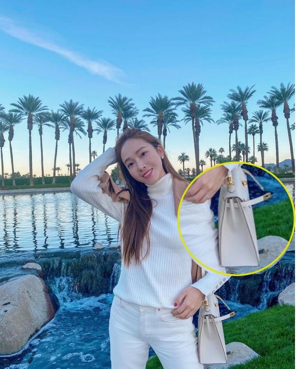 Bộ sưu tập hơn 300 túi xách, trị giá 22 tỷ đồng của Jessica 1
