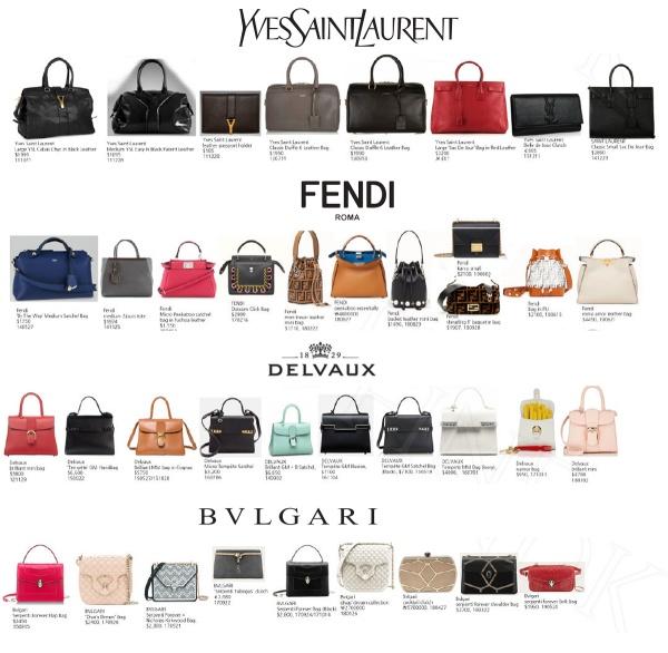 Bộ sưu tập hơn 300 túi xách, trị giá 22 tỷ đồng của Jessica 19
