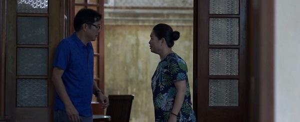 Bà Đào tức điên vì Linh mãi chưa đóng góp được gì cho gia đình.