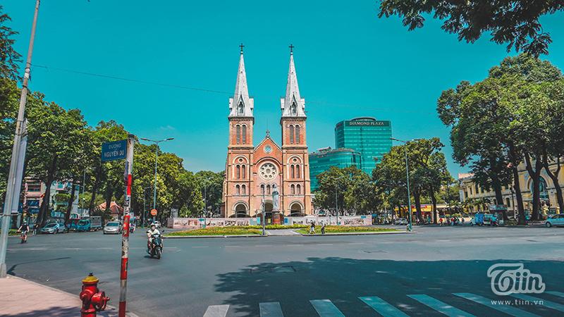 TP. Hồ Chí Minh đang trong những ngày trong lành nhất
