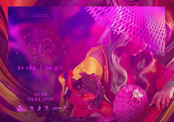 Poster MV Kẻ cắp gặp bà già