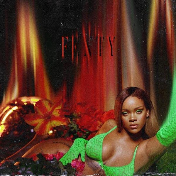 Năm ngoái, fan tung tin giả Riri ra mắt album Fenty.