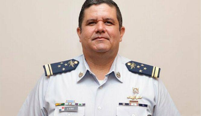 Ông Juan Pino, Bộ trưởng An ninh Panama. Ảnh: TVN