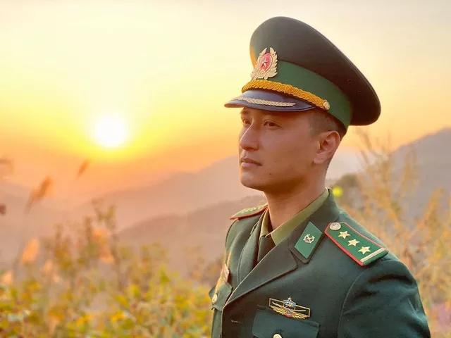 Hình tượng quân nhân 'made in Vietnam' đầy chất lượng.