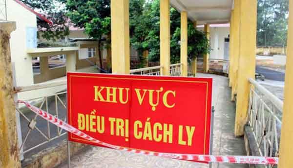 Nơi cách ly bệnh nhân 178 ở Thái Nguyên.