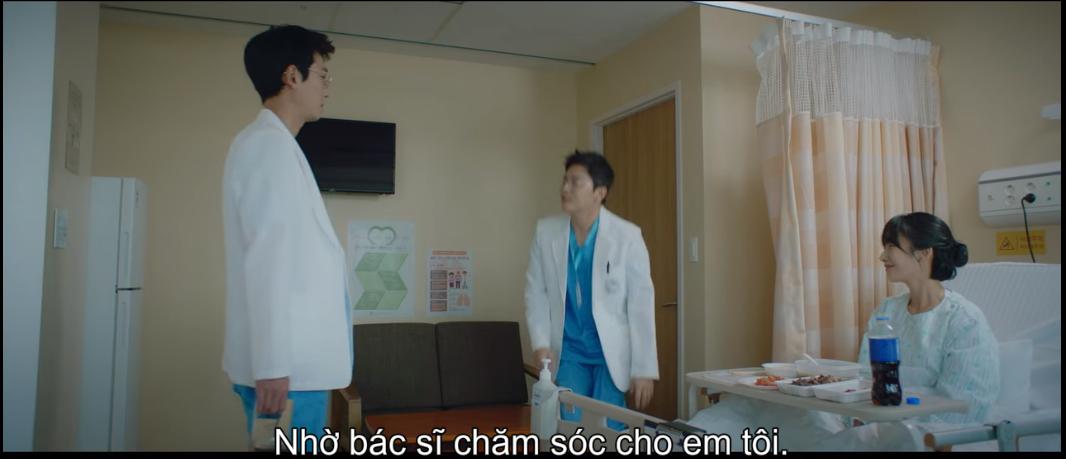 Cười vật vã nghe anh em giáo sư Ik Jun trong 'Hospital Playlist' dùng rap trả treo nhau như sắp thi 'Show me the money' 0