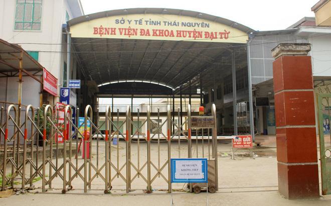 12 cán bộ bác sĩ Bệnh viện huyện Đại Từ phải cách ly vì hành vi khai báo gian dối của BN 178.