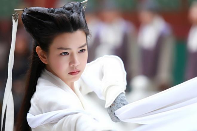 Tiểu Long Nữ - Trần Nghiên Hy.