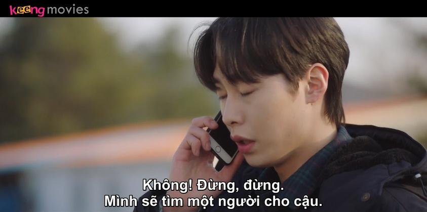 'Trời đẹp em sẽ đến' tập 12: Lee Jae Wook chỉ nhận một cuộc điện thoại của crush cũng tươi cười hớn hở, lại còn nhậu với cả kẹo chíp hình trái tim 1
