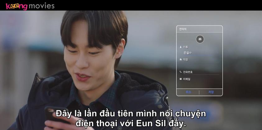 'Trời đẹp em sẽ đến' tập 12: Lee Jae Wook chỉ nhận một cuộc điện thoại của crush cũng tươi cười hớn hở, lại còn nhậu với cả kẹo chíp hình trái tim 3