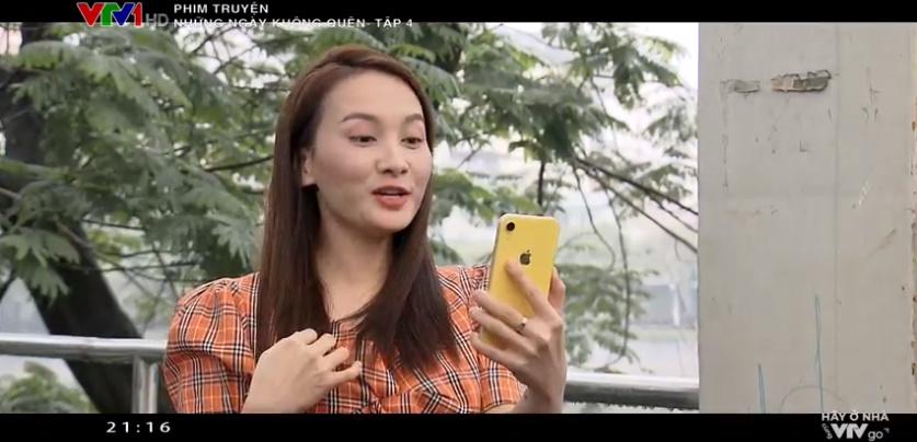 'Những ngày không quên': Fan chờ mãi mới thấy Vũ (Quốc Trường) xuất hiện nhưng lại chỉ được nhìn qua màn hình điện thoại 0