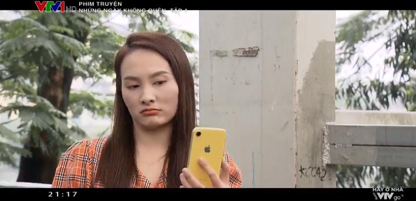 'Những ngày không quên': Fan chờ mãi mới thấy Vũ (Quốc Trường) xuất hiện nhưng lại chỉ được nhìn qua màn hình điện thoại 2