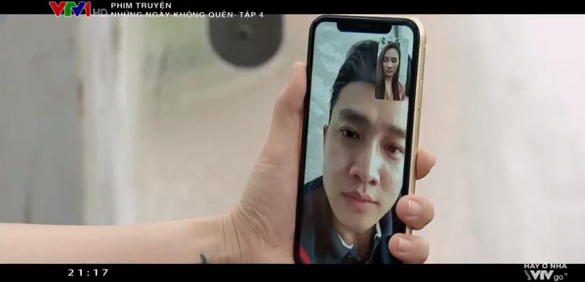 'Những ngày không quên': Fan chờ mãi mới thấy Vũ (Quốc Trường) xuất hiện nhưng lại chỉ được nhìn qua màn hình điện thoại 3