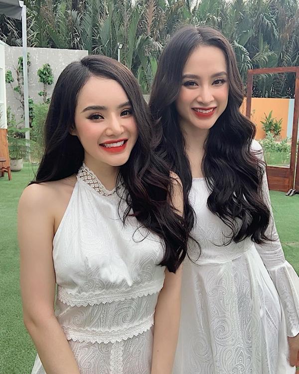 Những cặp chị em có gu thời trang sành điệu nhất Vbiz 5