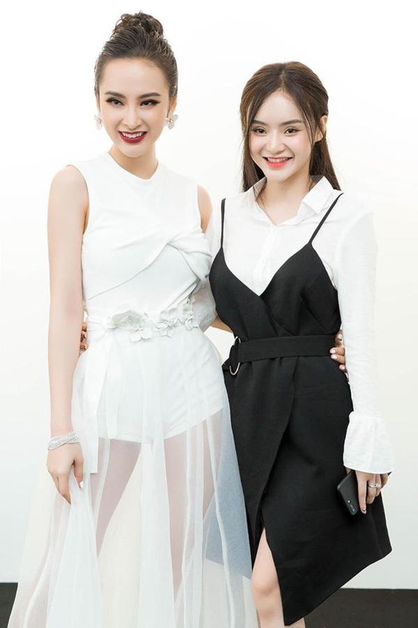 Những cặp chị em có gu thời trang sành điệu nhất Vbiz 8