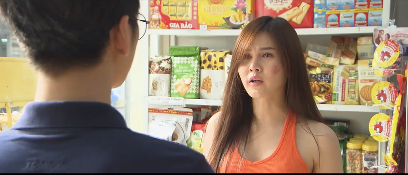 'Nhà trọ Balanha' trailer tập 11: Quỳnh Kool bị 'cô gái tà tưa' tát 'bốp' và mắng 'mất dạy' 8