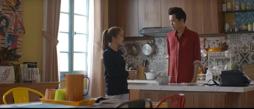 'Nhà trọ Balanha' trailer tập 11: Quỳnh Kool bị 'cô gái tà tưa' tát 'bốp' và mắng 'mất dạy' 10