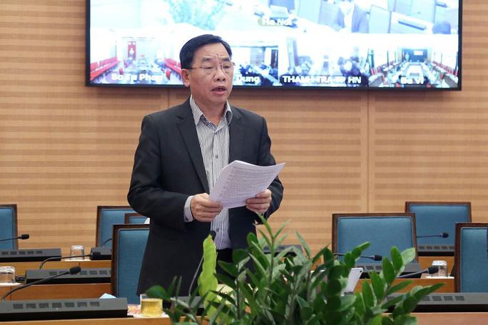 Giám đốc Sở Y tế Hà Nội Nguyễn Khắc Hiền