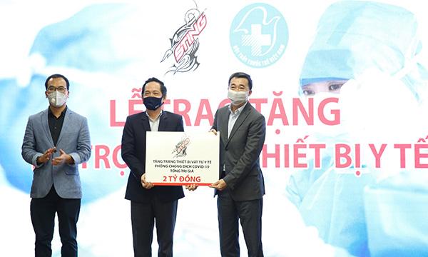 Sting triển khai chiến dịch 'Lan tỏa năng lượng tích cực và cổ vũ tinh thần Việt Nam chiến thắng' 0
