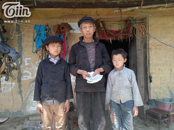 Cậu bé 12 tuổi nhiều ngày không được ăn cơm, đi cõng gạch thuê kiếm 30 nghìn đồng nuôi cả gia đình giữa mùa Covid 5