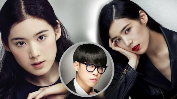 Jung Joon Il và Jung Eun Chae từng đóng chung phimPlaynăm 2011.