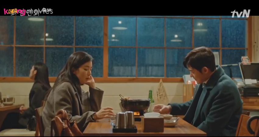 Suốt nhiều năm,Young Woo vẫn dõi theo Ji Soo mà không hề thổ lộ với cô. Anh trở thành người bạn mà Ji Soo tìm đến mọi lúc vui buồn.