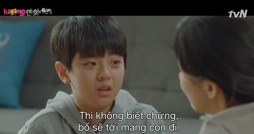 'Khi hoa tình yêu nở' tập 3: Thoả hiệp thất bại, Jae Hyun bất lực nhìn Ji Soo bị cảnh sát dẫn đi? 8